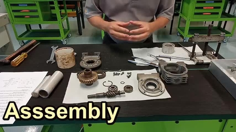 Thumbnail for entry Gearbox assembly