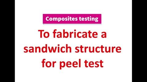 Thumbnail for entry Peel test