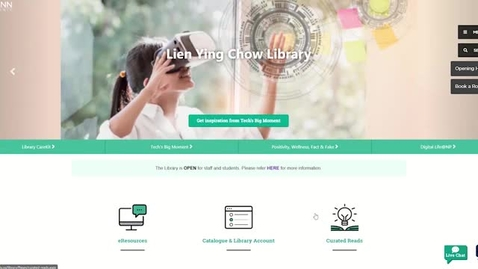 Thumbnail for entry Pay Your Library Charges Anytime, Anywhere With PayNow