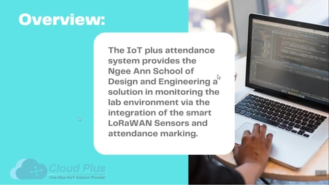 Thumbnail for entry DE IoT System