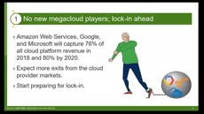 Predictions 2018: Cloud Accelerates Enterprise Transformation Everywhere