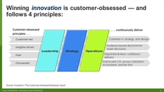 Transforming IT To Enable Business Innovation