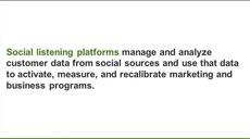 Applying The Forrester Wave™: Social Listening Platforms, Q3 2018