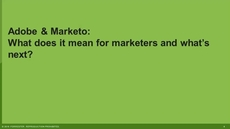 The Marketing Technology Roundtable: The Current State And Future Of Martech For Business And Consumer Marketers