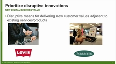 Be The Digital Disruptor: How Ford Is Assuring Future Market Leadership