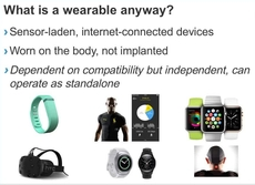 Wearables: A New Era Of Mobile Innovation?