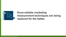 Customer-Obsessed Marketing Demands Unified Measurement