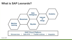SAP SAPPHIRE Recap And Forrester's Take