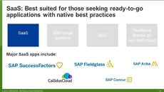 SAP For Digital Business, Part I: Outlook, Key Investment Areas, And The Shift To Cloud