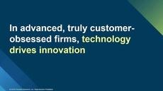 Tech-Driven Innovation Drives Advanced Firms' Success