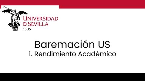 Miniatura para la entrada Bareprof 1 Rendimiento académico