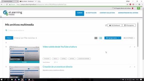 Miniatura para la entrada Crear cuestionarios en vídeo