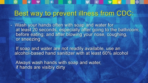 Thumbnail for entry COVID-19: Ways to prevent illness