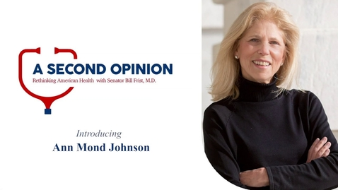 Thumbnail for entry A Second Opinion Podcast: Telehealth & COVID-19 with American Telemedicine Association CEO Ann Mond Johnson