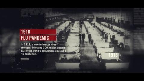 Thumbnail for entry 1918 Flu Pandemic