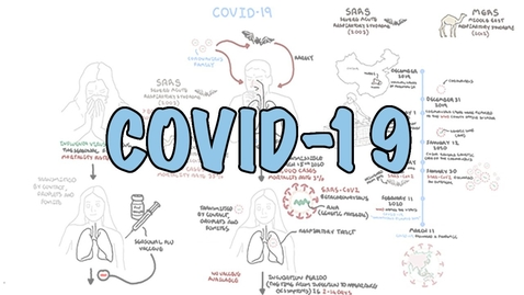 Thumbnail for entry **COVID-19**  a visual summary of the new coronavirus pandemic