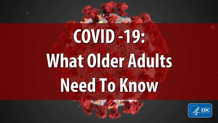 COVID-19: What Older Adults Need to Know