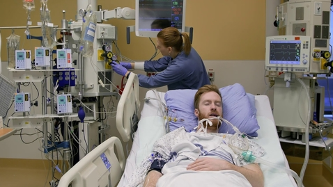Thumbnail for entry Advanced Critical Care Nursing: Room Safety