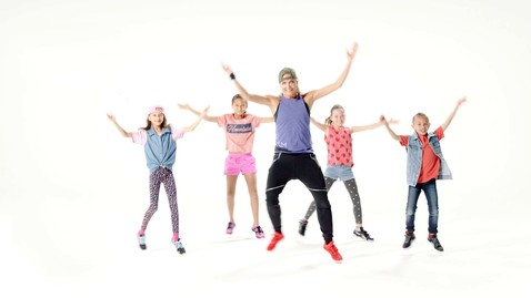 Thumbnail for entry BORN TO MOVE 11 6-7 Dance To The Beat