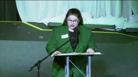 Thumbnail for entry REBROADCAST:  Honors Night at the Annual Oklahoma State 4-H Roundup