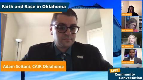 Thumbnail for entry A Community Conversation:  Faith and Race in Oklahoma