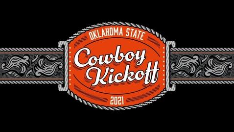 Thumbnail for entry 2021 Cowboy Kickoff