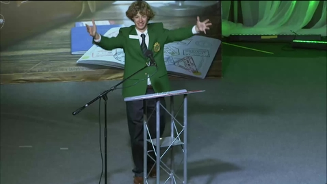 Thumbnail for entry REBROADCAST:  Political Rally Session of the Annual Oklahoma State 4-H Roundup