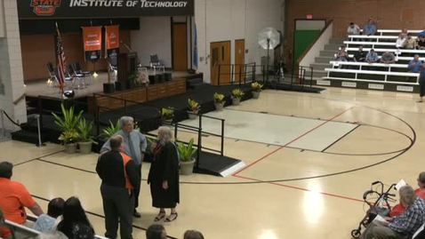 REBROADCAST:  Summer 2019 OSU Institute of Technology Evening Commencement Ceremony