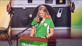 Thumbnail for entry REBROADCAST:  2018 Oklahoma State 4-H Roundup: Town Hall Assembly