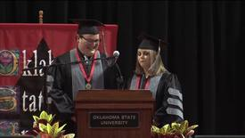 Thumbnail for entry Spring 2018 Commencement:  OSU Center for Veterinary Health Sciences