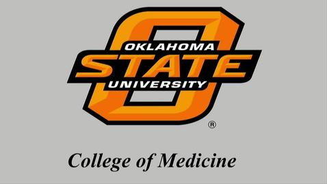Thumbnail for entry Spring 2019 Commencement: OSU Center for Health Sciences Osteopathic Medicine