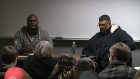 Thumbnail for entry REBROADCAST: A Critical Conversation with Rodney Barnes about Race and Popular Culture 59