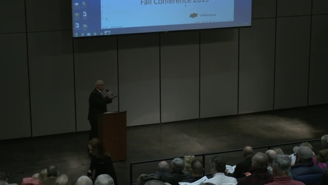 Thumbnail for entry Rebroadcast:  OSU Fall Veterinary Conference Keynote