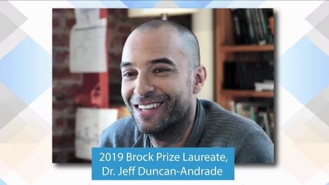 Thumbnail for entry REBROADCAST: 2019 Brock Symposium