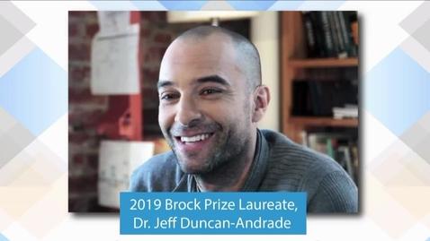 Thumbnail for entry  2019 Brock Symposium