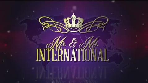 Thumbnail for entry 2018  Mr. & Ms. International