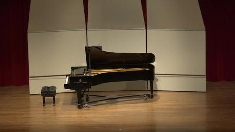 Thumbnail for entry Greenwood School of Music: Guest Artist Recital Sun Min Kim