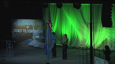 Thumbnail for entry REBROADCAST:  Opening Assembly of the State 4-H Roundup