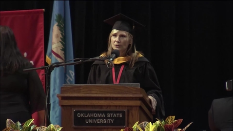 Thumbnail for entry Spring 2018 Commencement:  OSU Graduate College
