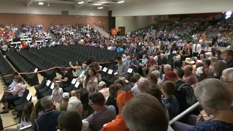 Thumbnail for entry REBROADCAST:  Summer 2019 OSU Institute of Technology Afternoon Commencement Ceremony
