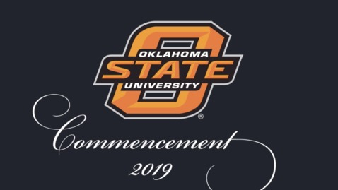 Thumbnail for entry Spring 2019 Commencement:  College of Education, Health & Aviation and College of Agricultural Sciences & Natural Resources