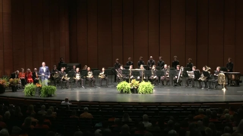 Thumbnail for entry REBROADCAST:  Dedication of The McKnight Center for the Performing Arts