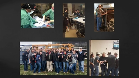 Thumbnail for entry REBROADCAST:  Oklahoma State University College of Veterinary Medicine Virtual Graduation Ceremony