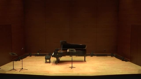 Thumbnail for entry LIVE Friday 10/01 at 7:30 pm:  Professors Babette Belter and Julie McCoy Faculty Recital