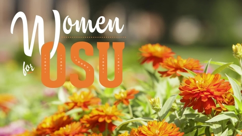 Thumbnail for entry 2017 Women for OSU Scholar: Karlie Wade