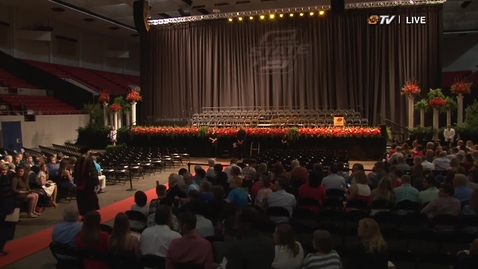 Thumbnail for entry Spring 2017 Commencement:  OSU Center for Health Sciences Afternoon Ceremony