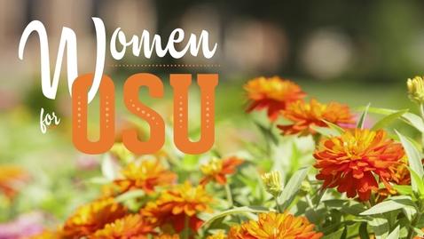 Thumbnail for entry 2017 Women for OSU Scholar: Ayrianna Swanson
