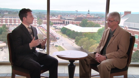 """Thumbnail for entry ICYMI: Berry Tramel Talks  November Cowboy Football with OStateTV's """"Countdown To Kickoff"""""""