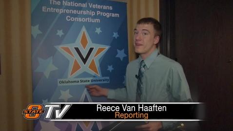 Thumbnail for entry Spears School Hosts Veterans Entrepreneurship Program