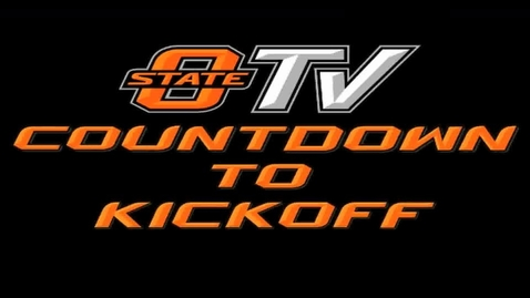 Thumbnail for entry Countdown to Kickoff: Special Guest Mitch Kilcrease